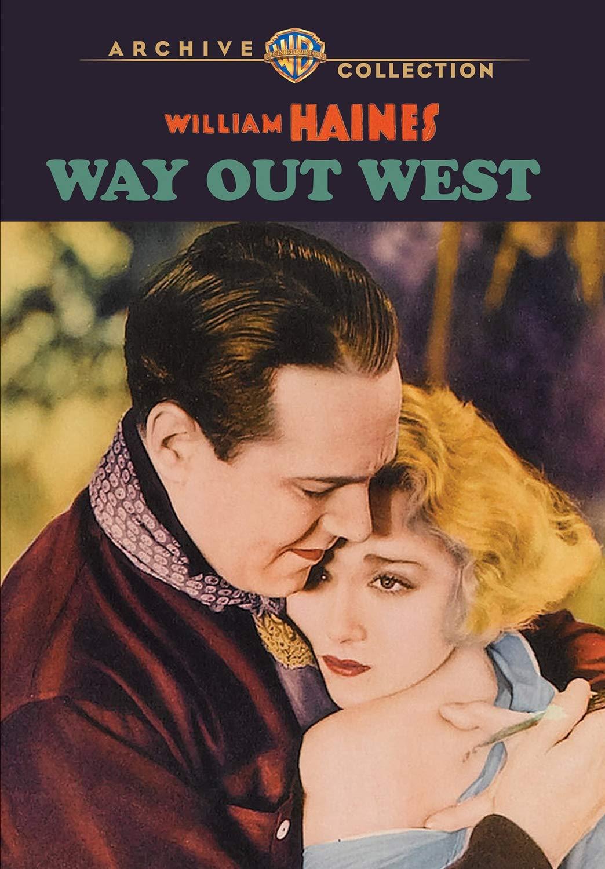 Way Out West (1930) [Edizione: Stati Uniti] [Italia] [DVD]