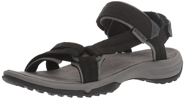 26b5e29c8 Amazon.com  Teva Women s Terra Fi Lite Leather Sandal  Teva  Shoes