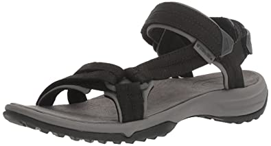 10a8fe532b02 Amazon.com  Teva Women s Terra Fi Lite Leather Sandal  Teva  Shoes