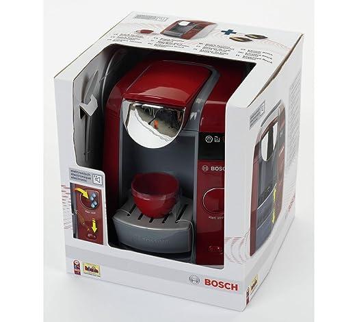Bosch Tassimo - Cafetera de juguete: Amazon.es: Hogar