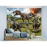Walltastic Jurassic World Dinosaur Wall Mural 2.44m x 3.05m