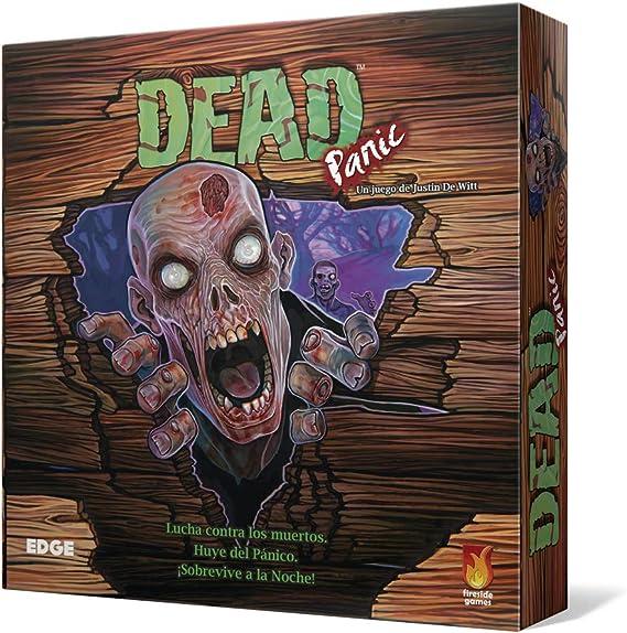 Edge Entertainment - Dead Panic, Juego de Mesa (EDGDP01): Amazon.es: Juguetes y juegos