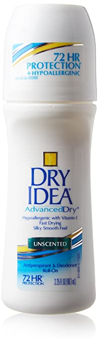 Amazoncom Dry Idea Anti Perspirant Deodorant Roll On Unscented