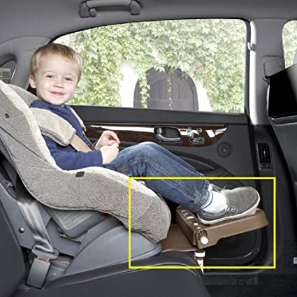 Sensational Uraqt Child Car Seat Footrest Booster Seat Footrest Car Safety Seat Pedal Knee Protection Seat For Kids Gmtry Best Dining Table And Chair Ideas Images Gmtryco