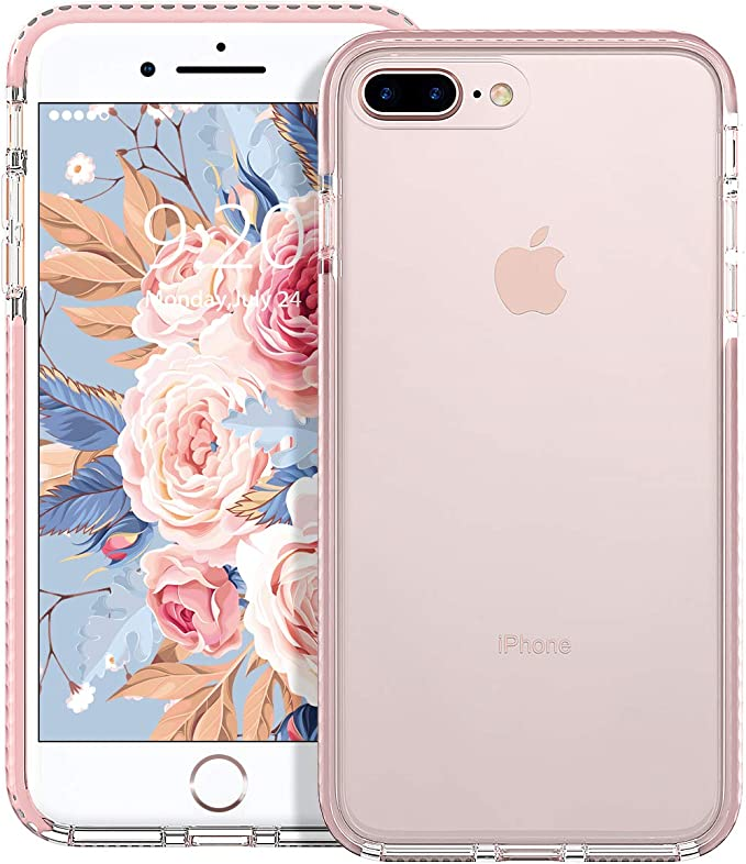 Mateprox Iphone 8 Plus Case Iphone 7 Plus Case Clear Series