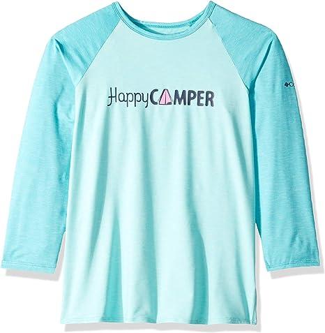 Columbia Boys Outdoor Elements/3//4 Sleeve Shirt