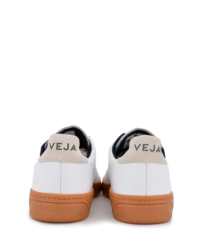 f93bf094d6 VEJA Baskets pour Homme Blanc Bianco: Amazon.fr: Chaussures et Sacs