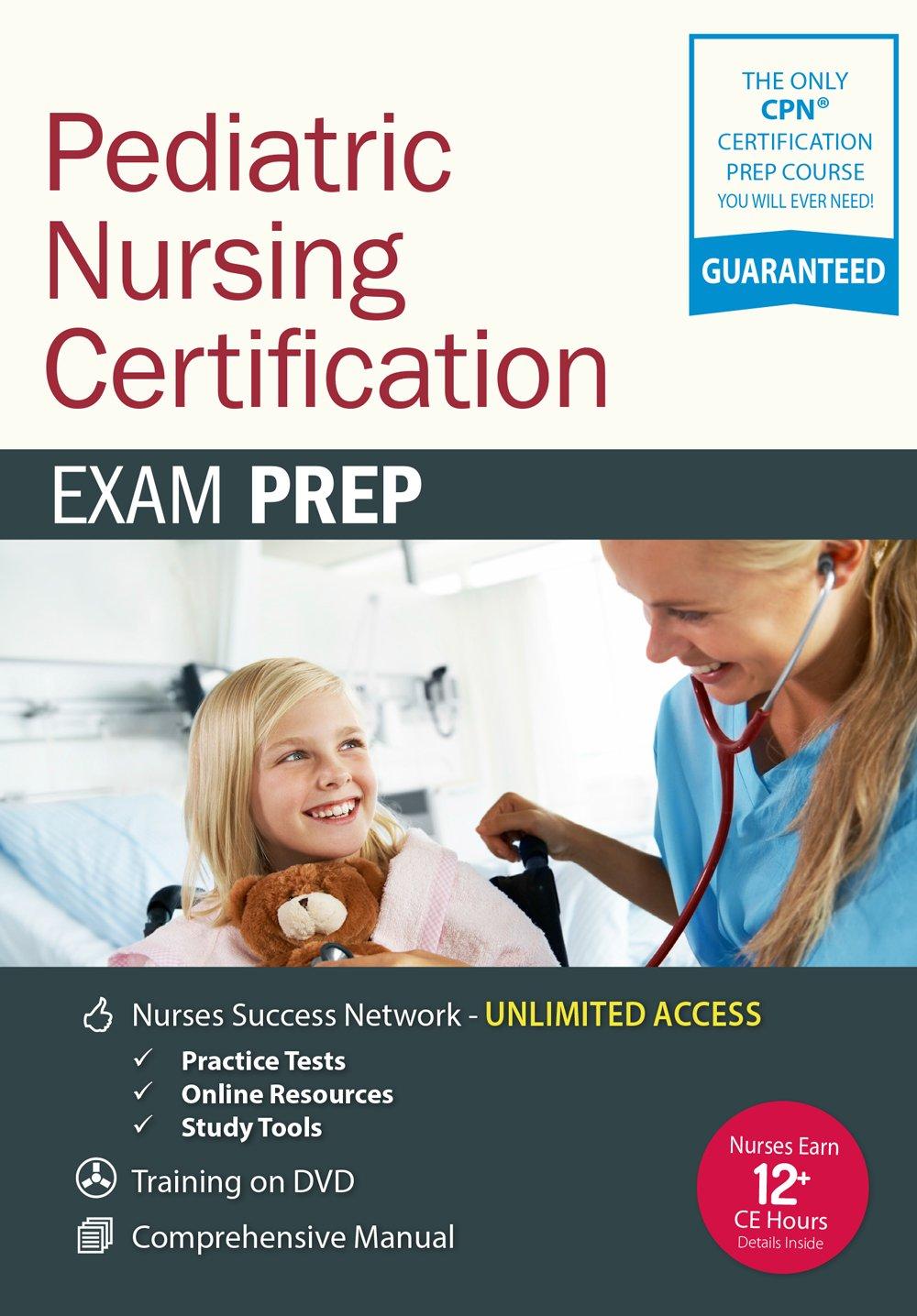Amazon Pediatric Nursing Certification Cpn Exam Prep Package