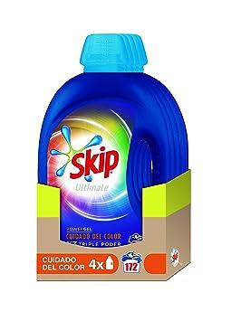 Skip Ultimate Triple Poder Cuidado del Color Detergente Líquido ...