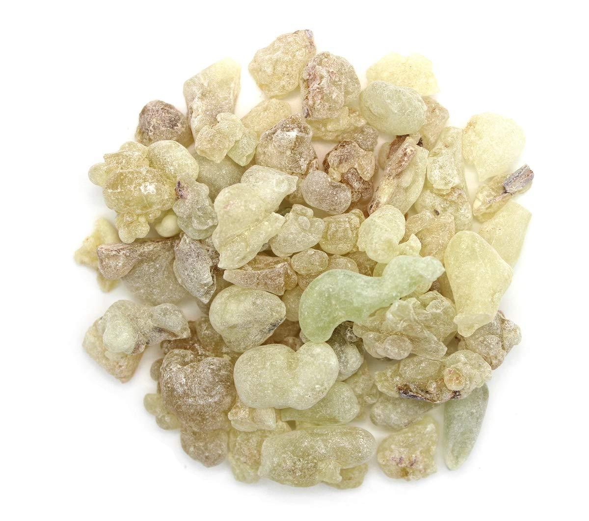 Hygge Aromatics Royal Hojari Frankincense - Organic - from Oman (Boswellia Sacra) 1/2 Pound