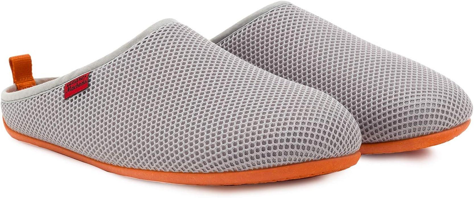 Unisex Slippers Pantoffeln  Hausschuhe Freizeitschuhe Weich Warm Rutschfest H//H