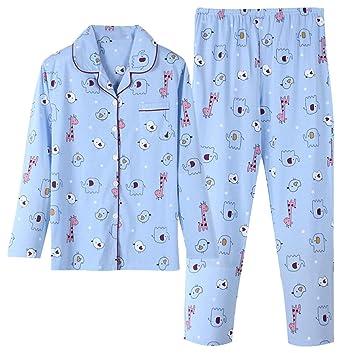Amazon.com: Set de pijama, Trendy Xu Mujer Cute animales de ...