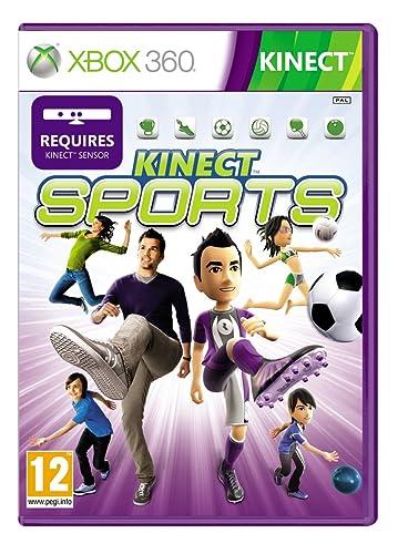 Microsoft Kinect Sports Xbox360 Xbox 360 Eng Video Juego Xbox360