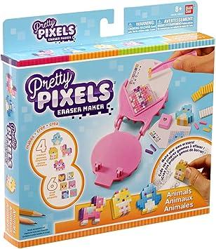 Pretty Pixels - Starter pack animales (Bandai 38523) , color/modelo surtido: Amazon.es: Juguetes y juegos