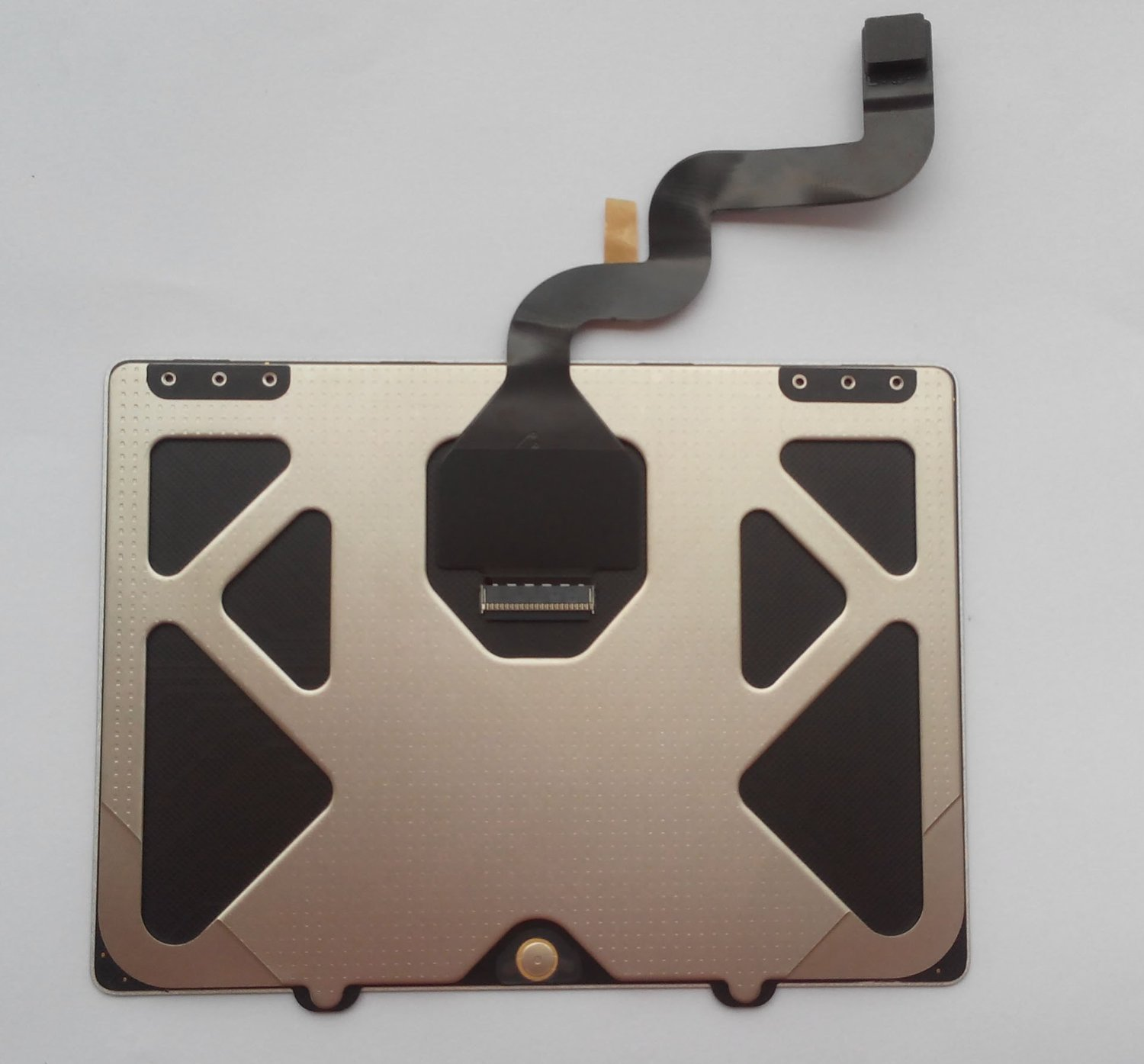 Totola Touchpad with Flex Cable For Macbook pro 15'' Retina A1398 Trackpad Only Fit Mid 2012 (MC975, MC976)