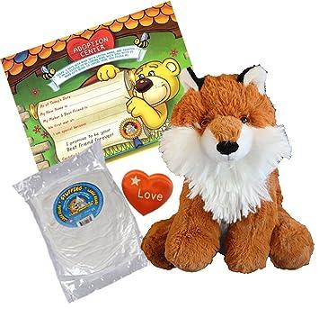 Amazon.com: Make Your Own Stuffed Animal Mini 8 Inch Super Fluffy ...