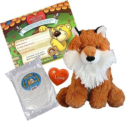 Amazon Com Make Your Own Stuffed Animal Mini 8 Inch Super Fluffy