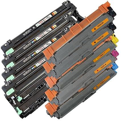 5 x Cartucho IBC + 4 x IBC de carga para Brother DCP de 9015 CDW ...