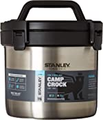 Stanley Adventure Stay Hot 3QT Camp Crock - Vacuum Insulated Stainless
