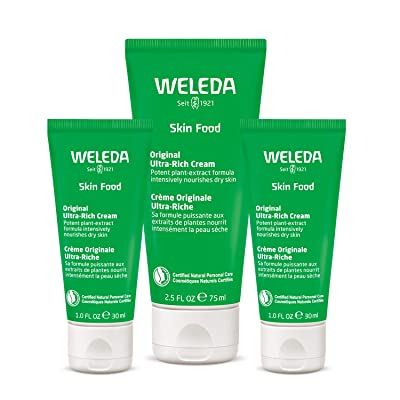 Weleda Moisture and Shine Skin Food