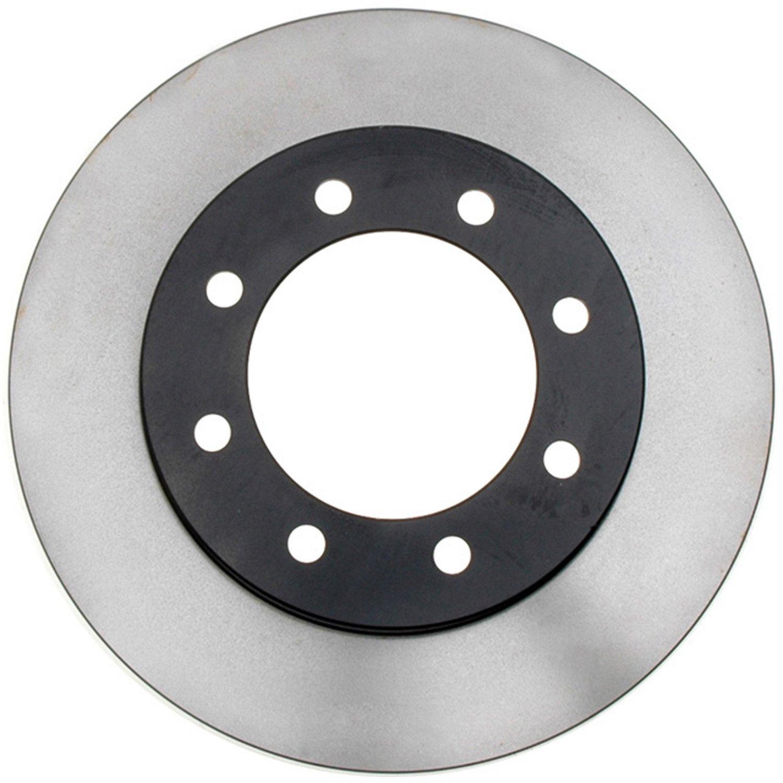 ACDelco 18A932A Advantage Non-Coated Front Disc Brake Rotor