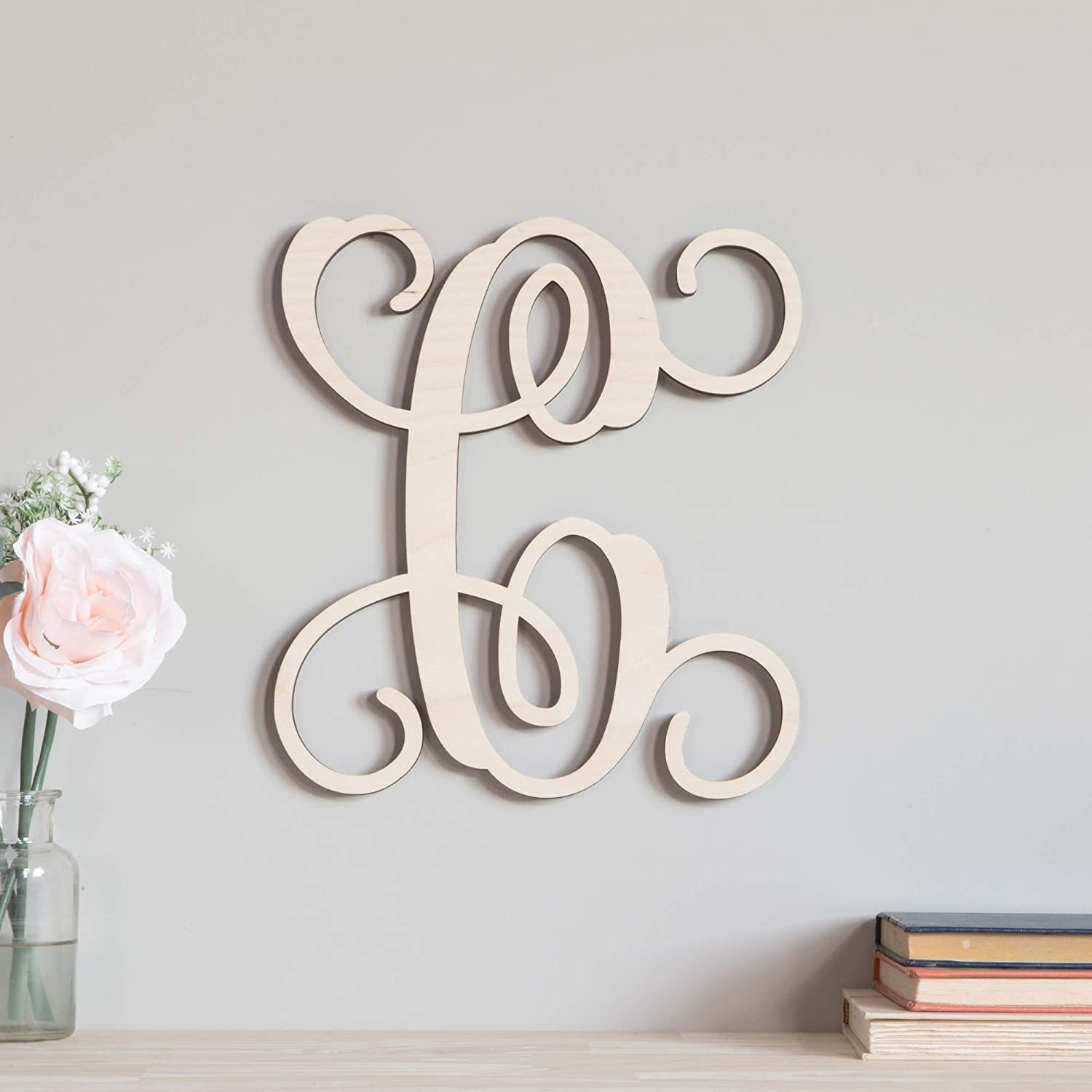 Large Monogram Letters Wall Decor from images-na.ssl-images-amazon.com
