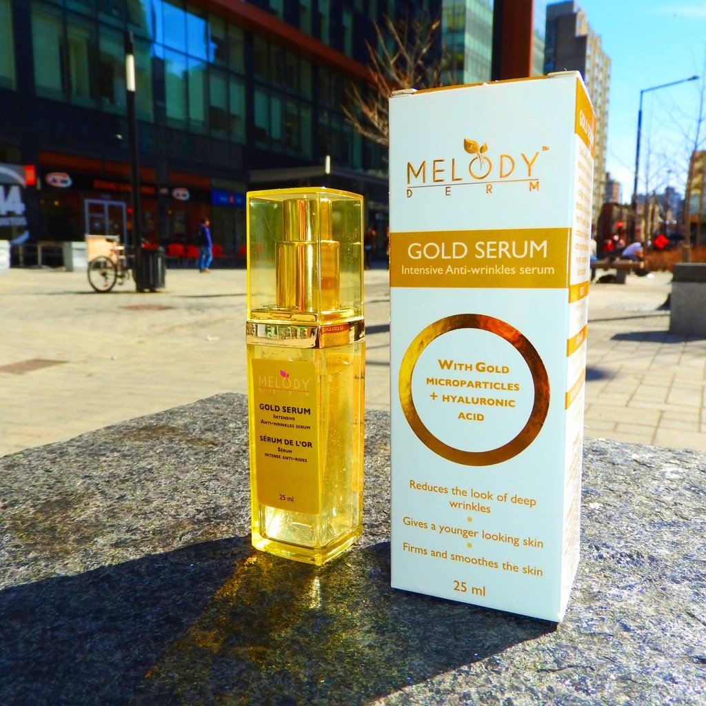 MELODYDERM® GOLD SERUM $26 (Re...