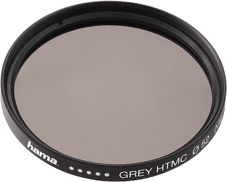 Hama Graufilter 8 Fach Vergütung Für 52 Mm Kamera