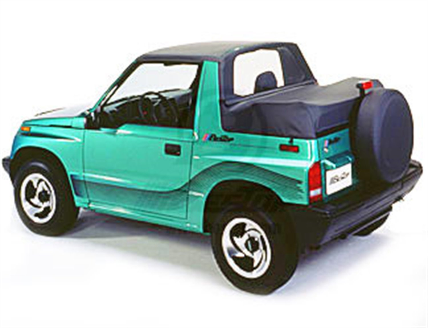 Amazon.com: Bestop 80062-15 Black Denim Windjammer Wind Break for 1995-1998  Suzuki Sidekick/Geo Tracker: Automotive