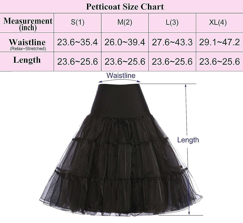 Veilbridal Girls Petticoat Skirts Tutu Crinoline Underskirt GirlpetticoatP9