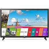 LG 80 cm (32 inches) 32LJ616D HD Ready LED Smart TV (Black)