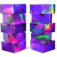 SHANSVYE Gift Box,Gift Boxes with Lids,10 pcs 8x8x4in Boxes for Gifts, decorative boxes ,Bridesmaid Proposal Boxes…