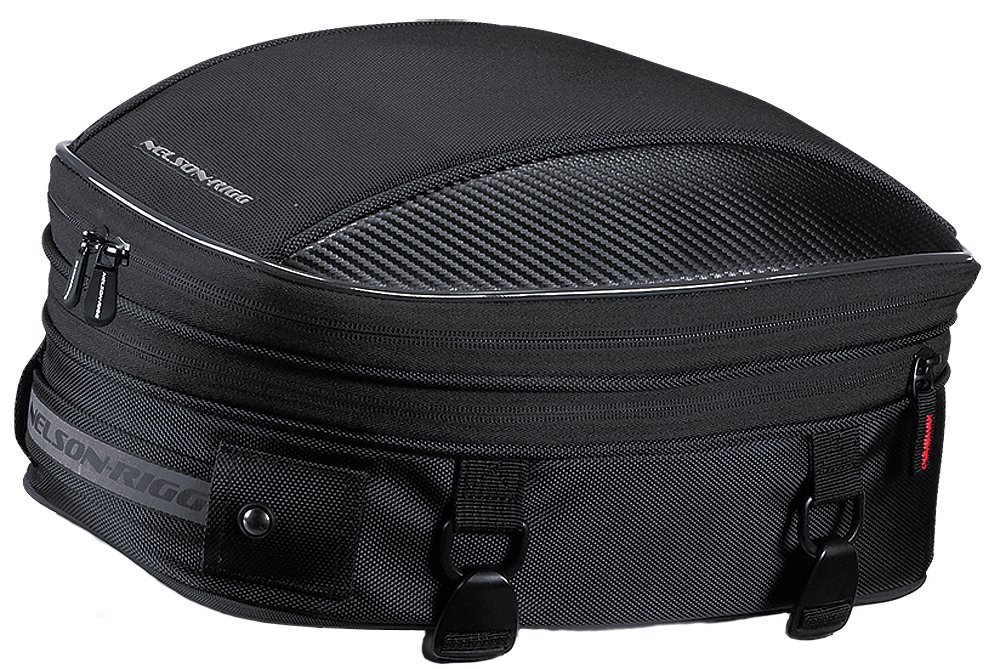 Nelson Rigg CL-1060-S Sport Motorcycle Tail/Seat Bag