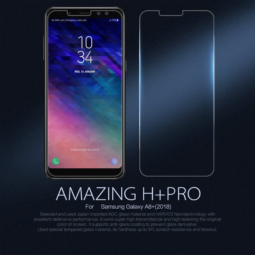 Nillkin Amazing H+ Pro A8+ 2018 / A8 Plus 2018: Amazon.es: Electrónica