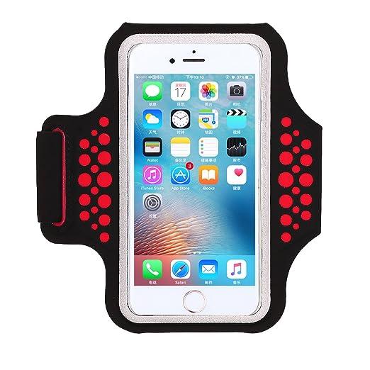 25 opinioni per Fascia Da Braccio Sportiva iPhone 7,corsa,Sweatproof fascia da braccio per