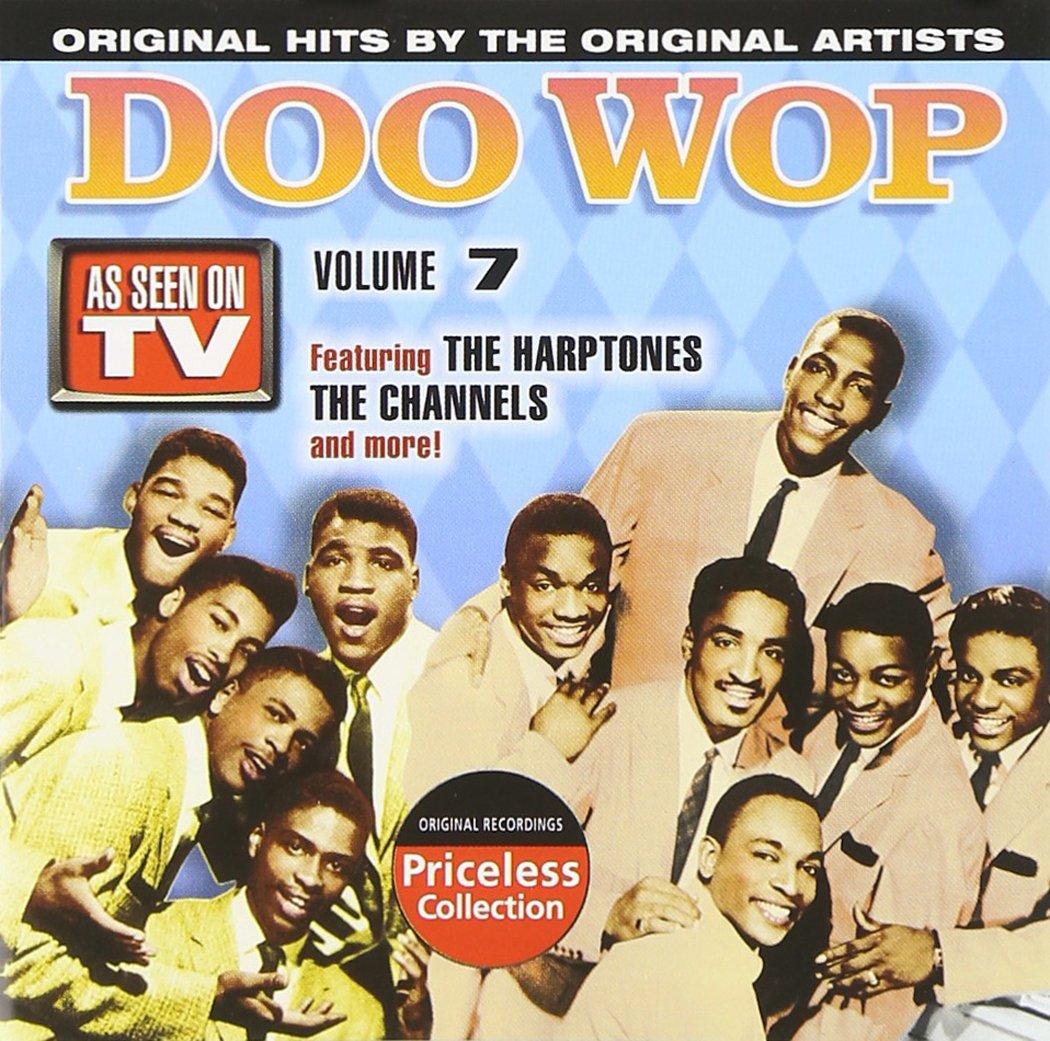 CD : VARIOUS ARTISTS - DOO WOP AS SEEN ON TV - Doo Wop As Seen On Tv, Vol. 7 (CD)
