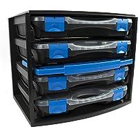 Tayg 301551 Stapelbare gereedschapskist mod. 1, zwart