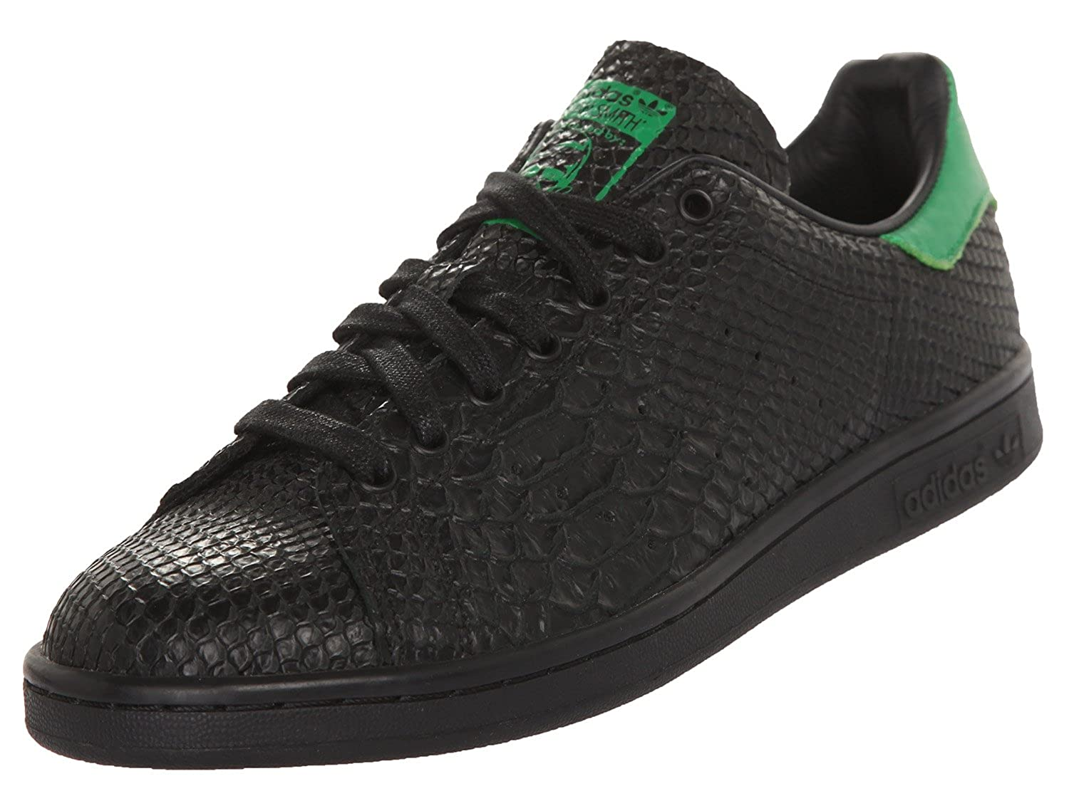 sale Stan Smith Noir Adidas Basket hot 2017 Vert Croco et