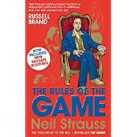 The Rules of the Game by Neil Strauss - Paperback