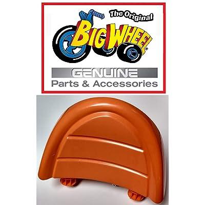 "Orange SEAT for 16"" The Original Big Wheel Original Replacement Part: Everything Else"