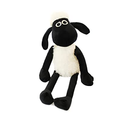 KIDS PREFERRED Shaun The Sheep Plush, Medium: Toys & Games