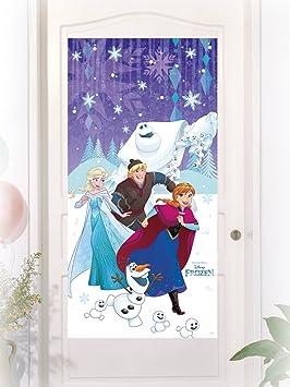 Procos - Decoración para la puerta con temática de Frozen ...