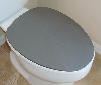 toilet seat covers for elongated lids. New Cover Lid for toilet seat fits on standard  elongated Models concept Colors Amazon com