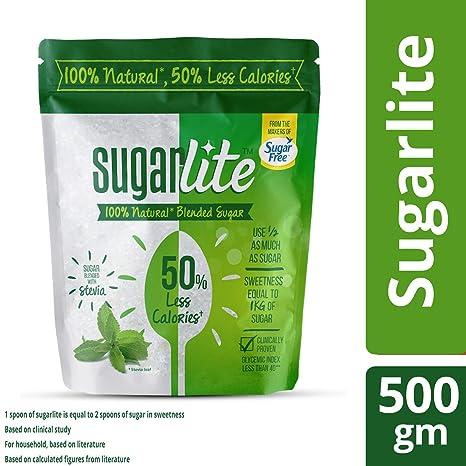 Sugarlite Smart Sugar Pouch, 500g