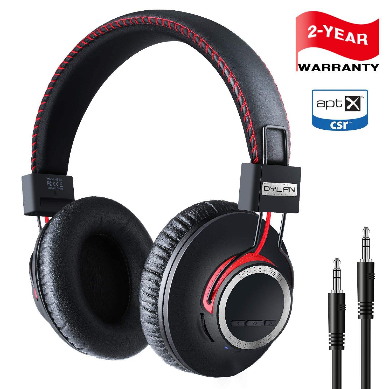 High End Headphones >> Over Ear Bluetooth Headphones Wireless Headset High End Csr8645 Chip Apt X Lossless Hi Fi Stereo Handmade Style Extra
