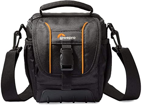 Lowepro Adventura SH 120 II - Bolsa para cámara réflex All, Negro ...