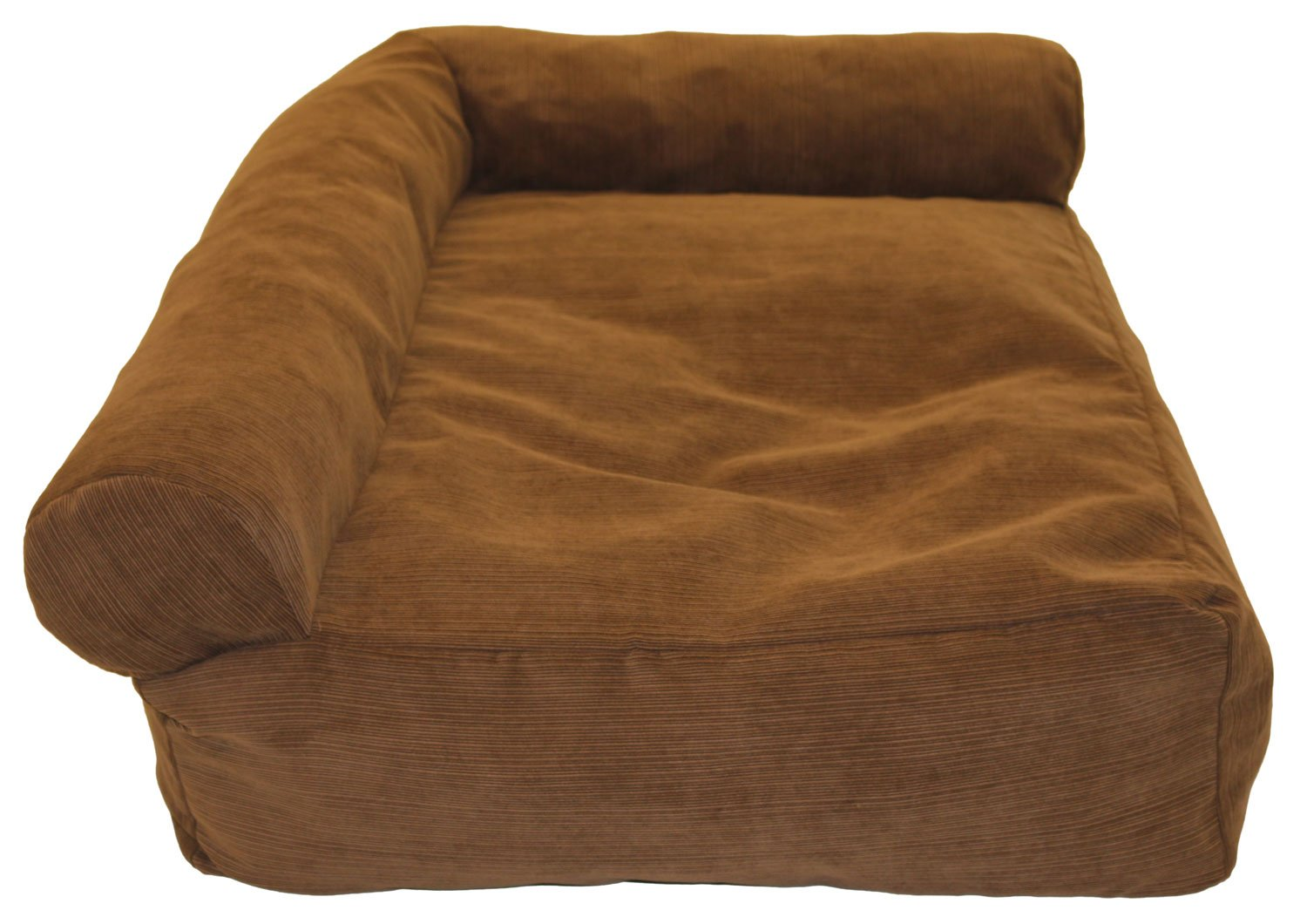 Good Dog Mattress w Bolster 30 X 40 X 10
