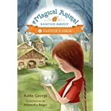 Clover's Luck (The Magical Animal Adoption Agency, 1)
