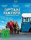 Captain Fantastic - Einmal Wildnis und zurück [Blu-ray]