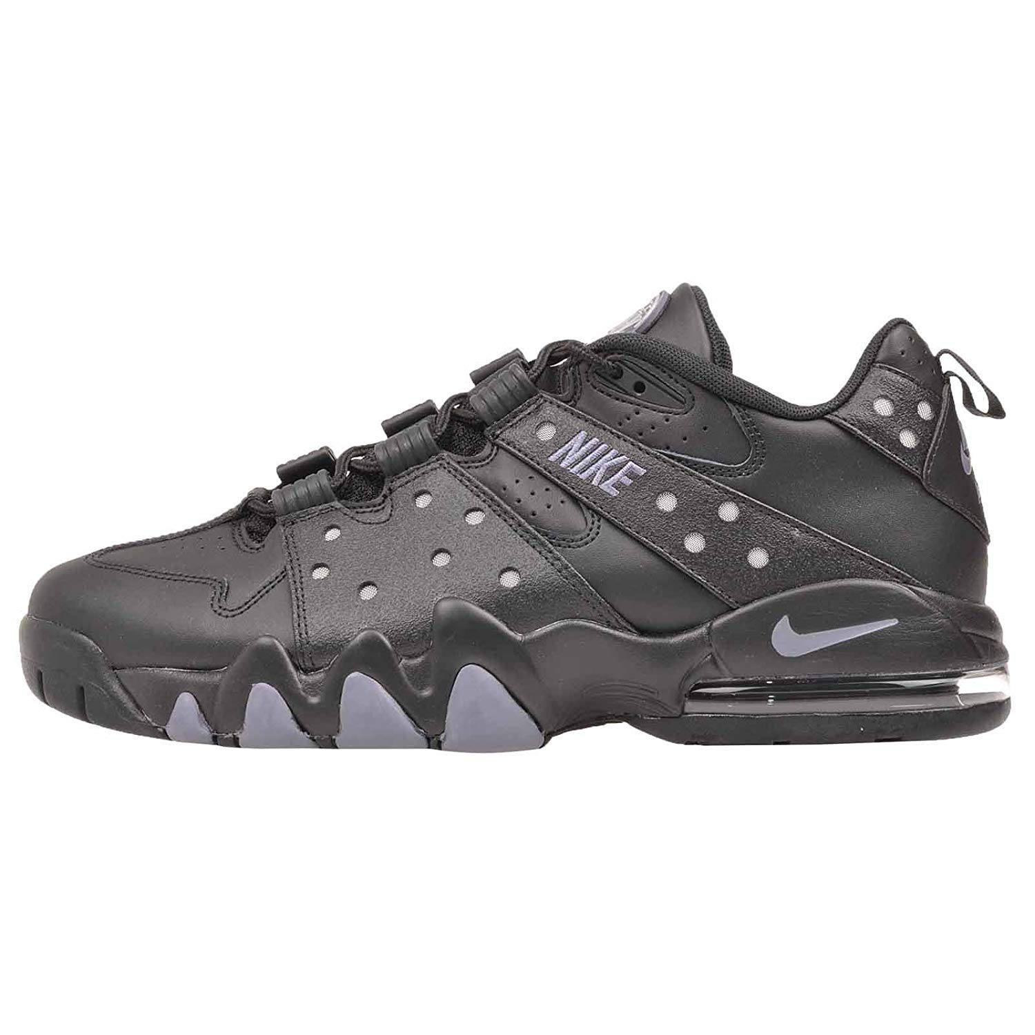 the best attitude fe14b 35c71 Amazon.com   Nike Air Max2 Cb  94 Low Mens, Black, Size 9.5   Basketball